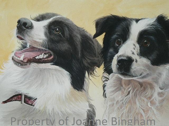 Dog 9 watercolour 5